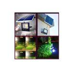 Solar Lampara reflector